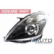 Suzuki FZ Swift Sport LH Headlight Xenon Type 2012-On *Genuine*