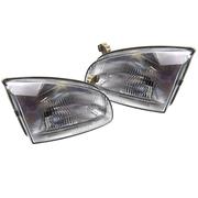 Toyota EP91 Starlet LH + RH Headlights Head Lights Lamps 1996-1999 *New*