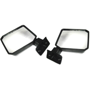 Toyota Landcruiser Troopy LH + RH Door Mirrors 75 Series 1985-1999 *New Pair*