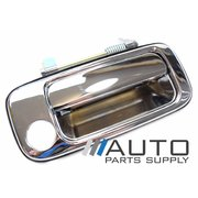 Toyota 80 series Landcruiser RH Front Chrome Outer Door Handle 1990-1998