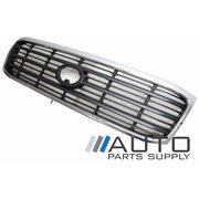 Toyota 100 or 105 series Landcruiser Grille Chrome/Black 1998-2002