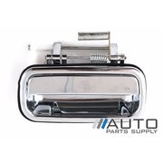 Toyota 90 95 Series Prado RH Rear Door Handle All Chrome 1996-2002