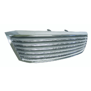Toyota Hilux Performance Style Chrome Grille (Horizontal Slats) 2005-2008