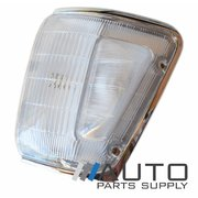 Toyota Hilux 1991-1997 4X4 Corner Light Lamp - Driver Side LH Chrome