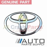 2006-2009 Toyota GSV40 Aurion  Badge/Logo 'T' LOGO ON GRILLE or BOOT LID *Genuine*