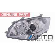 2006-2009 Toyota GSV40 Aurion LH Headlight Head Lamp No Xenon,ATX, Prodigy *Genuine*