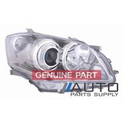 2006-2009 Toyota GSV40 Aurion RH Headlight Head Lamp No Xenon,Sportivo *Genuine*