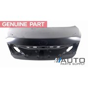2006-2011 Toyota GSV40 Aurion  Boot Lid With Spoiler Holes,With Camera,Sport Zr6 *Genuine*