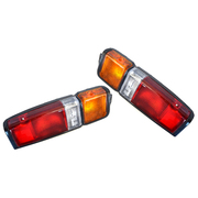 Toyota YH50 Hiace LH + RH Tail Lights Lamps suit 1983-1989 Models *New*