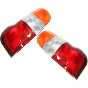 Toyota Hiace SBV Van LH + RH Tail Lights Lamps Suit 1995-2003 Models *New Pair*