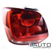 Volkswagen VW Polo LH Tail Light Lamp 6R 2010-2014 Models *New*