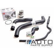 Holden JF Viva Water Pump and Radiator Hose Package 1.8ltr F18D3 2005-2009