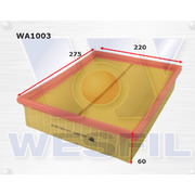 Air Filter to suit Volkswagen Caravelle 2.5L Tdi 2000-2005