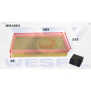 Air Filter to suit Ford Ka 1.3L 10/99-2003