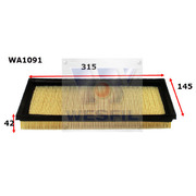 Air Filter to suit Ford Mondeo 2.5L V6 02/00-2001