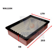 Air Filter to suit Ford Escape 3.0L V6 02/01-2008