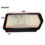 Air Filter to suit Jeep Cherokee 2.4L 06/14-on