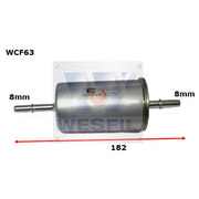 Fuel Filter to suit Volvo C30 2.4L 03/07-08/10