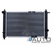 Daewoo Matiz Radiator suit 3 Cylinder Manual 1999-2001 Models *New*