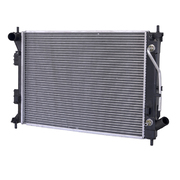 Hyundai MD Elantra Radiator suit Auto or Manual 2011 Onwards *New*