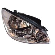 Hyundaig Getz RH Headlight Head Light Lamp 2005-2007 Models *New*