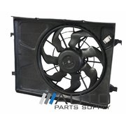 Hyundai I30 Radiator Engine Thermo Cooling Fan 1.6 Diesel 2007-2012