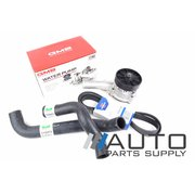 Ford AU Falcon 4ltr 6cyl Water Pump Drive Belt Top & Bottom Radiator Hoses 1998-2002 *New*