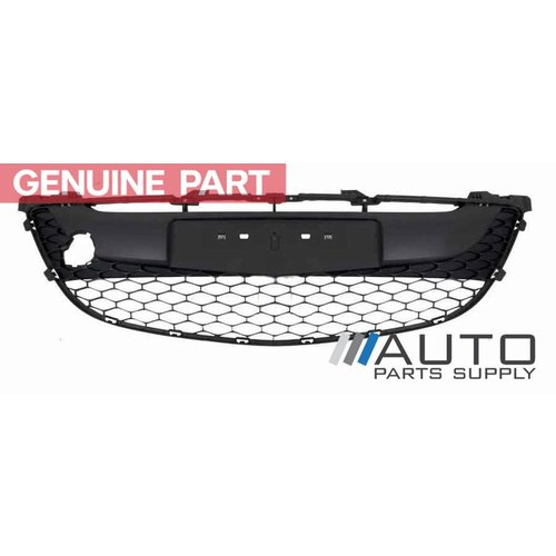 entry estate genuine mazda bumper vospers parts guard rear protector