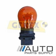 3157A 12V 27/7W W2.5X16Q Amber Wedge Bulbs (Box of 10)
