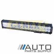 439mm LED Light Bar 10-30V 108W Dbl Row 17' Flood Beam 8600 Lumen