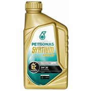 Petronas Syntium 5000 AV 5W30 1 Litre Engine Oil Plastic Bottle