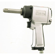 "Genius Tools 1/2"" Dr. Long Anvil Air Impact Wrench 400 ft. lbs. / 542 Nm"