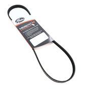 Mitsubishi TP Magna Alternator Drive Belt 2.6 4G54 1989-1991 4PK1000 Gates