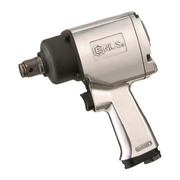 "Genius Tools 3/4"" Dr. Air Impact Wrench 850 ft. lbs. / 1,152 Nm"