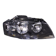Audi A4 Headlights Head Lights Lamps B8 Set Non Xenon 2008 2012