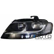 Audi A4 LH Headlight Head Light Lamp B8 Non-Xenon 2008-2012 Models *New*