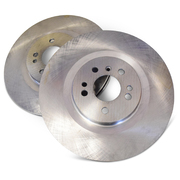 Mercedes Benz R350 W251 350mm Front Disc Rotors 3.5ltr M272.967 2006-2010 *Ultima*