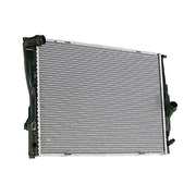 BMW 1 Series Radiator (W/ Outlet Pipe) 2ltr suit 2004-2011 E87