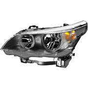 LH Passenger Side Headlight (Halogen) suit BMW 5 Series E60 2003-2007