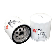 Sakura Oil Filter For Toyota VZN172R Hilux 3.4ltr 5VZFE 2002-2005
