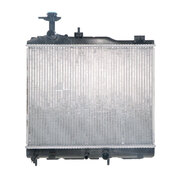 Manual Radiator suit Mitsubishi LA Mirage 1.2ltr 3cyl 2012-2016