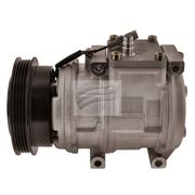 A/C Air Con Compressor (Dual System) suit Toyota HDJ100R Landruiser 1998-2007