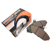 Ford XG Falcon Front (Girlock) Brake Pad Set 4ltr 6cyl 1993-1996 *Driveforce*