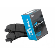 Ford XE Falcon Rear Brake Pad Set 4.1ltr 250 1982-1984 *Ultima*