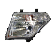 LH Passenger Side Headlight For Nissan D40 Navara VSK 2005-2007