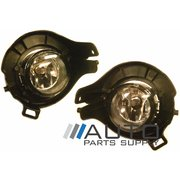 Nissan D40 Navara or R51 Pathfinder LH + RH Bumper Fog Lights *New Pair*