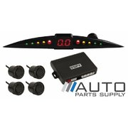 Reverse Parking Sensor Kit - LED Display with 4 Sensors