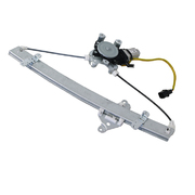 Mitsubishi CH CS Lancer LH Front Electric Window Regulator & Motor 2003-2007