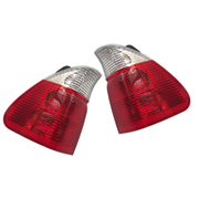 BMW X5 LH+RH Tail Light Lamp Suit Series 2 E53 2003-2007 Models *New Pair*