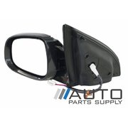 Ford FG Falcon LH Electric Door Mirror *No Indicator Type* 2008-2014
